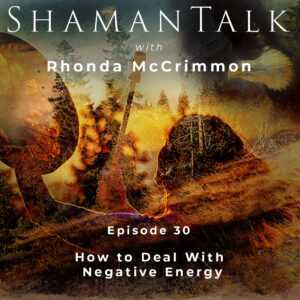 How to Deal With Negative Energy