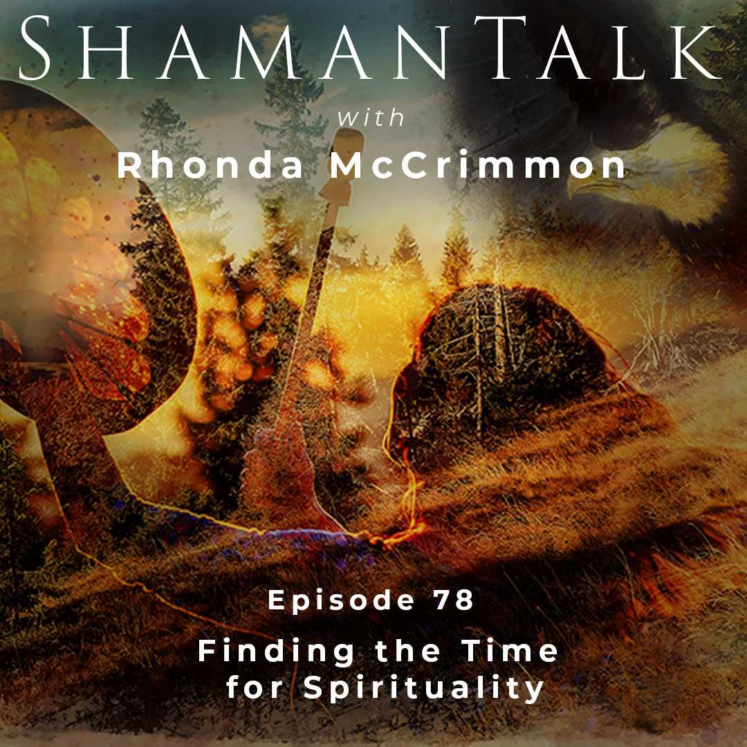 Finding the time for Spirituality